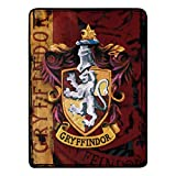 Harry Potter Micro Raschel Throw Blanket, 46 x 60