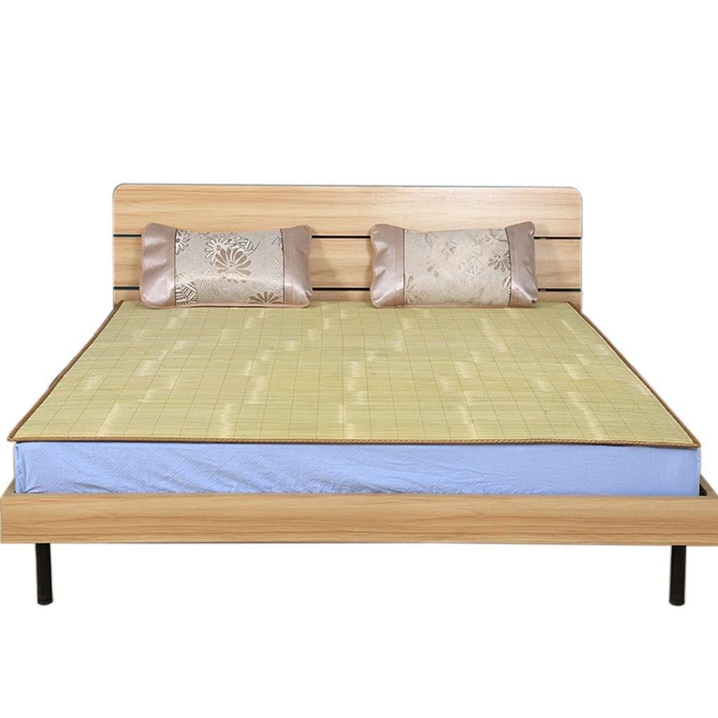90190CM NAI-Pad Tapis Frais de lit Simple, ApparteHommest du travailleur de dortoir d'école Refroidissent Le Tapis de Sol Le Tapis de Nuit durcissable de ménage d'été (Taille   90  190CM)