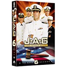 JAG: Judge Advocate General- Season 6 (2015)