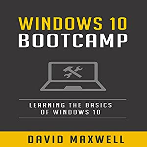 Windows 10 Bootcamp Audiobook