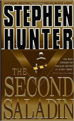 the Second Saladin - Stephen Hunter