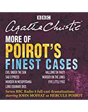 More of Poirot's Finest Cases: BBC Radio full-cast dramatisations