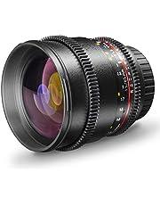 Walimex pro 85/1,5 Video DSLR Canon EF
