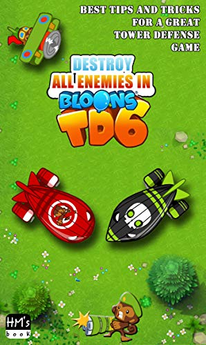 Amazon com: Destroy all enemies in Bloons TD 6 (Bloon Tower