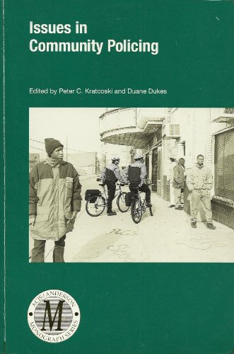 Issues in Community Policing (Academy of Criminal Justice Sciences)