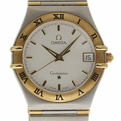 Omega Constellation swiss-quartz womens Watch 1312.30 (Certified Pre-owned)