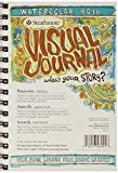 "Strathmore Visual Journal Watercolor 5.5""X8""-34 Sheets"