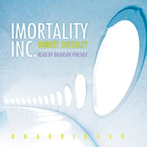 Immortality, Inc. Audiobook