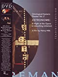 """Richard Foreman is one of the great geniuses of modern theatre, and his dynamic staging of John Zorn's opera """"Astronome"""" was one of his greatest works. Drawing upon Alchemical and Mystical imagery, the visual world Foreman created was sumptuous, prov..."""