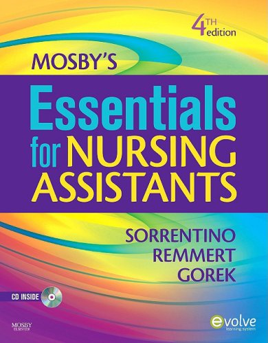 South Bend Manual Range - Mosby's Essentials for Nursing Assistants