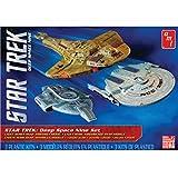 1/2500 Star Trek Cadet Deep Space 9 - 3 Ship Set