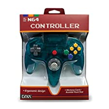 CirKa Controller for N64 (Turquoise)