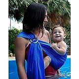 Biubee Water Sling Baby Wrap Carrier - Adjustable Shoulder...