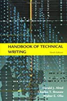Handbook of Technical Writing, 9th Edition Front Cover