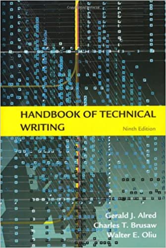 HANDBOOK OF TECHNICAL WRITING EPUB DOWNLOAD