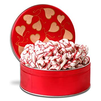 Amazon Com Hearts Galore Valentines Day Heart Shaped Chocolate