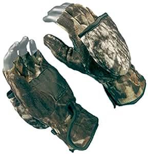 Manzella Productions Inc Bowhunter Conv Glove Womens L