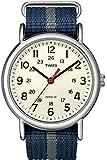 Timex Weekender Indiglo Analog Beige Dial Unisex Watch - T2N654