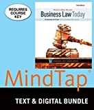 Bundle: Business Law Today, Standard: Text & Summarized Cases, Loose-Leaf Version, 11th + MindTap Business Law, 1 term (6 months) Printed Access Card