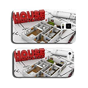 house renovation cell phone cover case Samsung S6