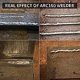 SUNCOO 110V ARC Welder, 160Amp Stick Welder