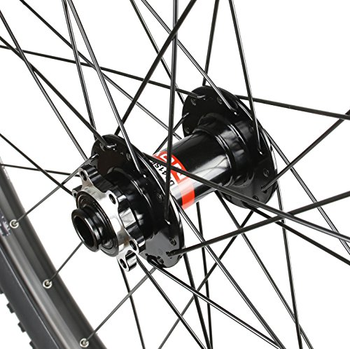 WTB Mountain Bike Bicycle Tubeless 29er Wheelset + Tires 15mm Front 12mm Rear 11s by WTB (Image #3)