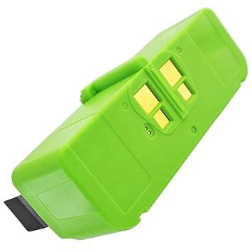 Batería de ion de litio compatible con las baterías iRobot Roomba ...