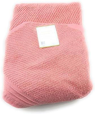 2 piezas blanco paloma casa modas Rib algodón juego de toallas