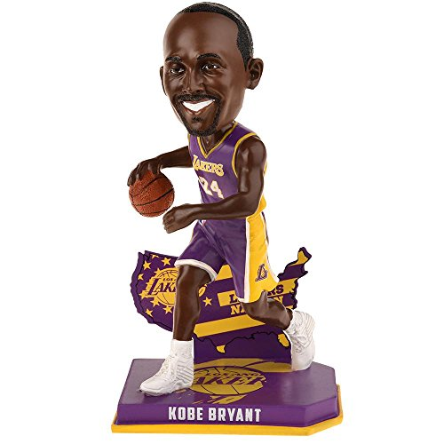 Los Angeles Lakers Bryant K. #24 Nation Bobble by FOCO