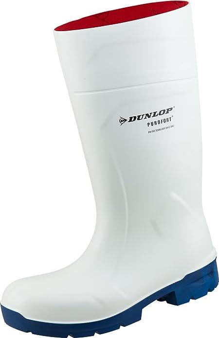 Dunlop - Calzado de protección de goma para hombre, color, talla 39