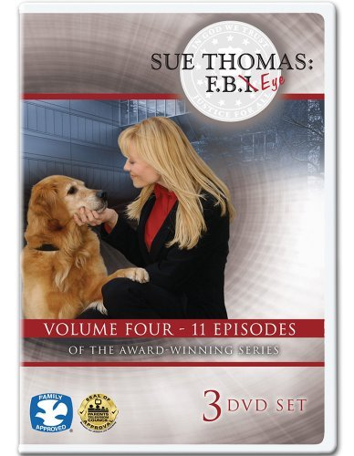 Sue Thomas F.B.Eye Volume 4