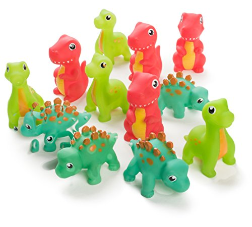 Neliblu 12 Pack Squirting Bath Toys 3