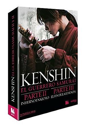 Pack Kenshin (2+3) [DVD]: Amazon.es: Takeru Sato, Emi Takei, Yû Aoi, Teruyuki Kagawa, Yôsuke Eguchi, Munetaka Aoki, Kôji Kikkawa, Keishi Otomo, Takeru Sato, Emi Takei: Cine y Series TV