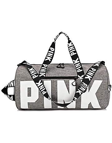 96f2b85bd Ativafit Sport Bag Printing Portable High Capacity Sports Travel Barrel  Shoulder Bag Duffels