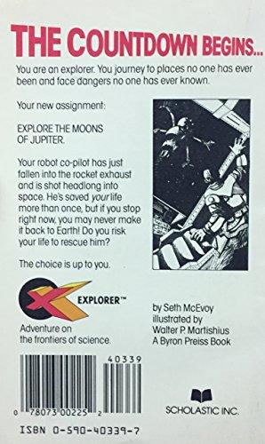 Escape from Jupiter (Explorer No. 4)