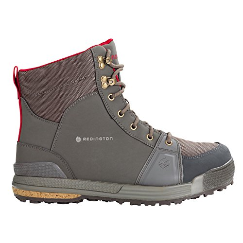 Redington Prowler Rubber Wading Boot - Men's Bark, 12.0 (Boot Redington)