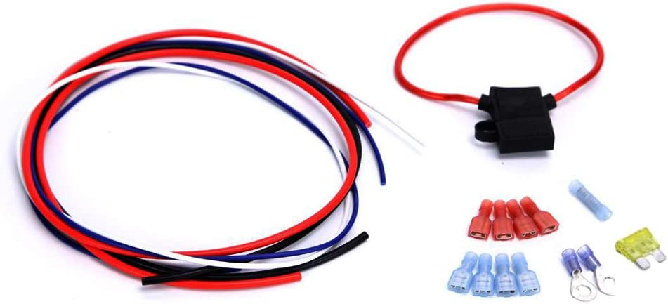 Denali DIY wiring kit for Denali SoundBomb Air Horn