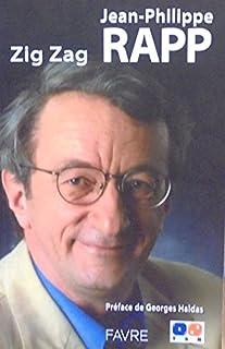 Zig Zag, Rapp, Jean-Philippe