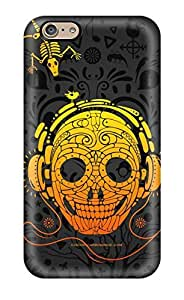 Hard Plastic Iphone 6 Case Back Cover,hot Rock Case At Perfect Diy by ruishername