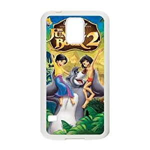 Samsung Galaxy S5 Cell Phone Case White Jungle Book Phone Case Cover For Women CZOIEQWMXN2530