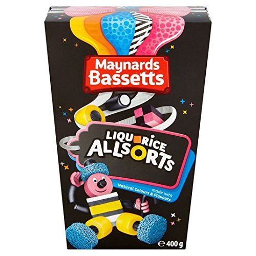 Top 10 best licorice candy from england