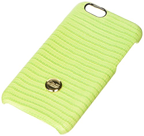 QIOTTI QX-C-0930-32-IP6 Snapcase Q.Snap My Premium Echtleder für Apple iPhone 6/6S grün