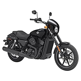 "Maisto 532333 1:12 Scale Street 750 15"" Model Motorcycle"