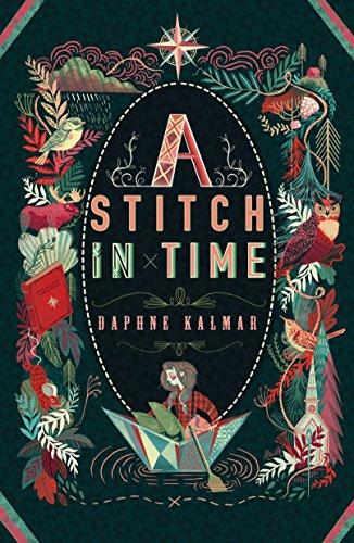 Book Cover: A Stitch in Time
