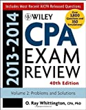 Wiley CPA Examination Review 2013-2014, O. Ray Whittington, 1118583868