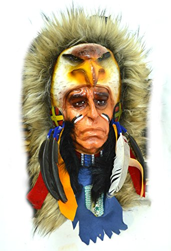 giant-hand-carved-eagle-indian-chief-wall-hanging-cowboy-western-art