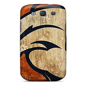 For Galaxy S3 Fashion Design Denver Broncos Case-XBE3153nGcK