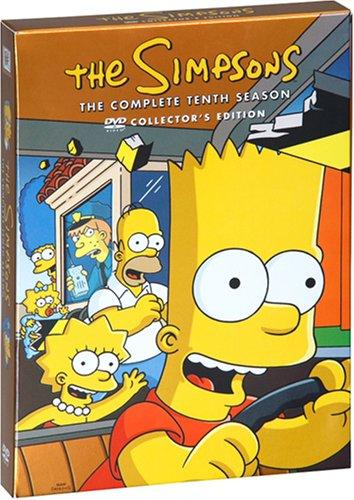 ザシンプソンズ シーズン10 DVDコレクターズBOX B000XII542
