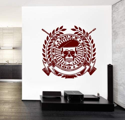 Athena Bacon Wall Vinyl Army Soldier Honor Duty Guaranteed Quality Decal by Athena Bacon