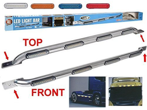 All Ride 871125239157 Bar with White LED